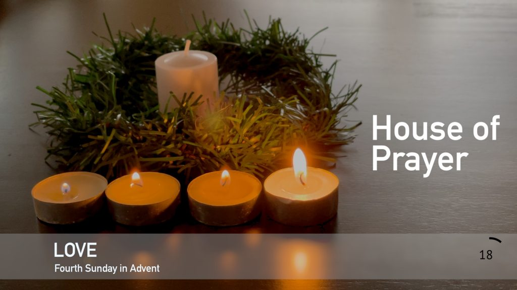Advent 4 – December 20